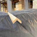 Уголок деревянный гладкий 20x20х3м